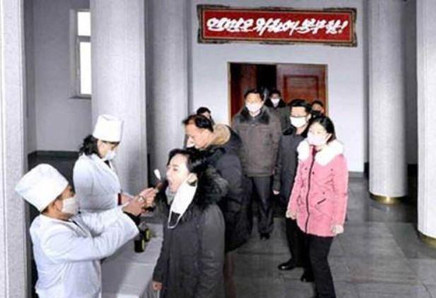북한 코로나19 방역