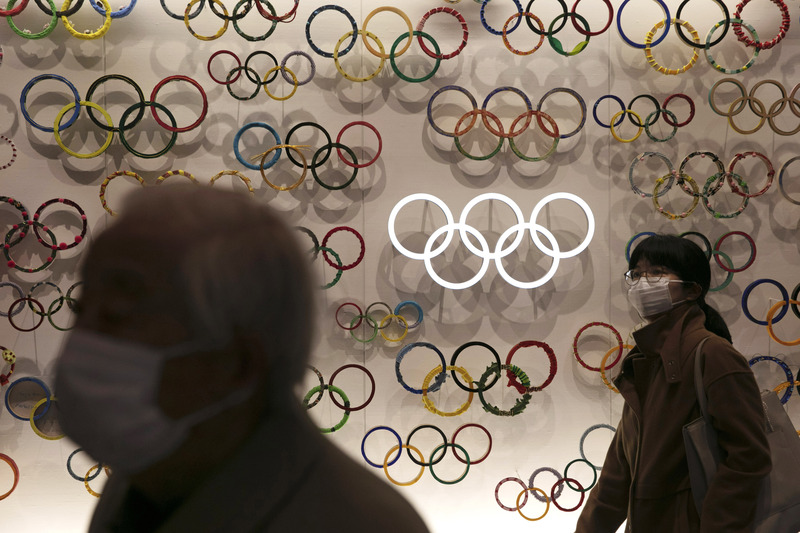 Tokyo gears up for the Olympics