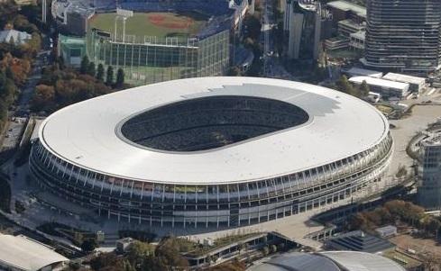2020올림픽·패럴림픽 주기경기장
