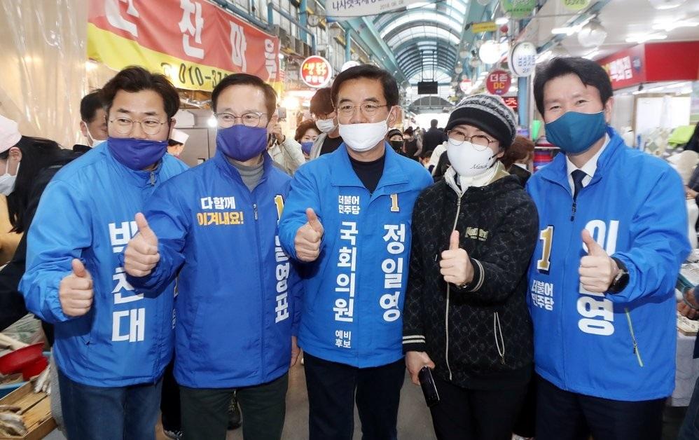인천 연수을 정일영 더불어민주당 후보