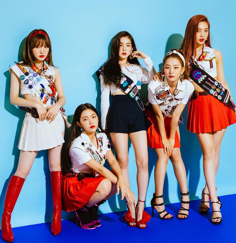 South Korean girl group Red Velvet