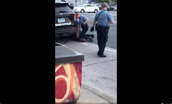 미국 경찰, 흑인 가혹행위