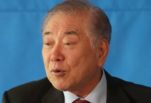 Special presidential security adviser Moon Chung-in