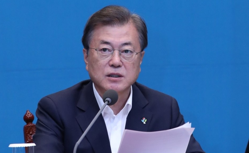 President Moon Jae-in