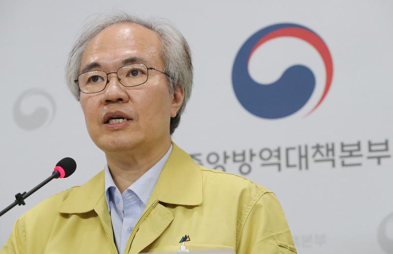 Kwon Jun-wook, Deputy Director of the KCDC