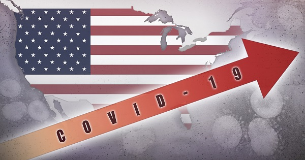 미국 코로나19 재확산