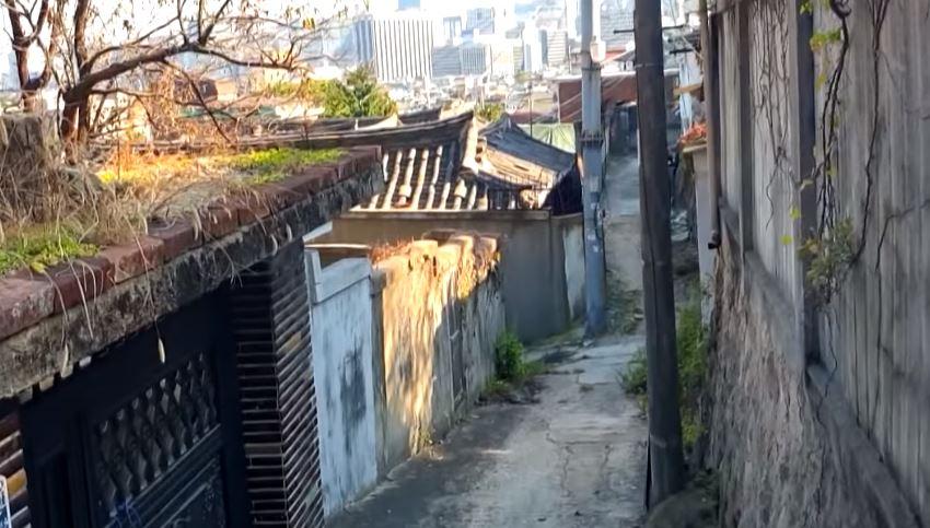 노후 저층 주거지 빈집 <사진=TBS>