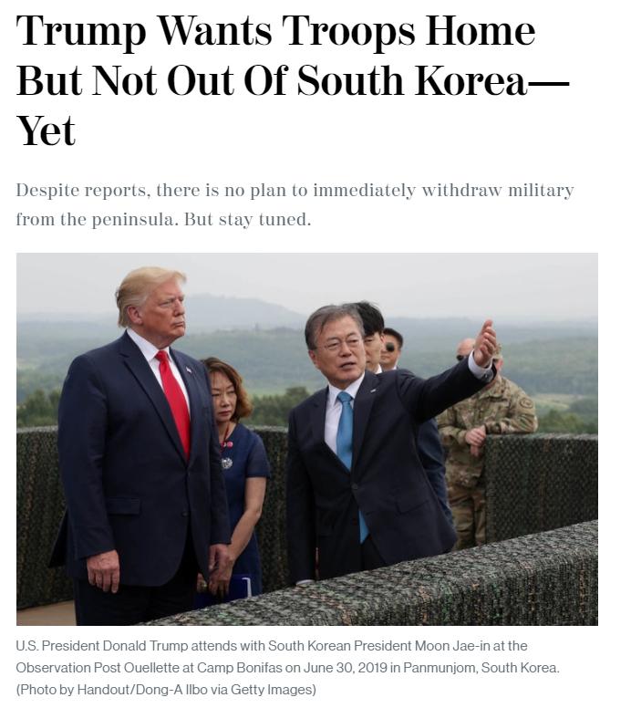 해리 카지아니스 미국 국익연구소 한국 담당 국장 기고문