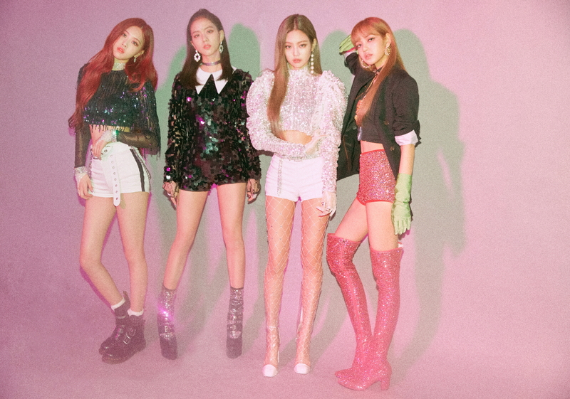 Blackpink S Ice Cream Debuts At No 13 On Billboard S Hot 100 Tbs
