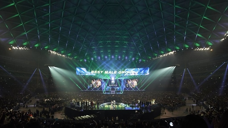 The last Mnet Asian Music Awards were held before the spread of the novel coronavirus at the Nagoya Dome in Japan on Dec. 5, 2019.