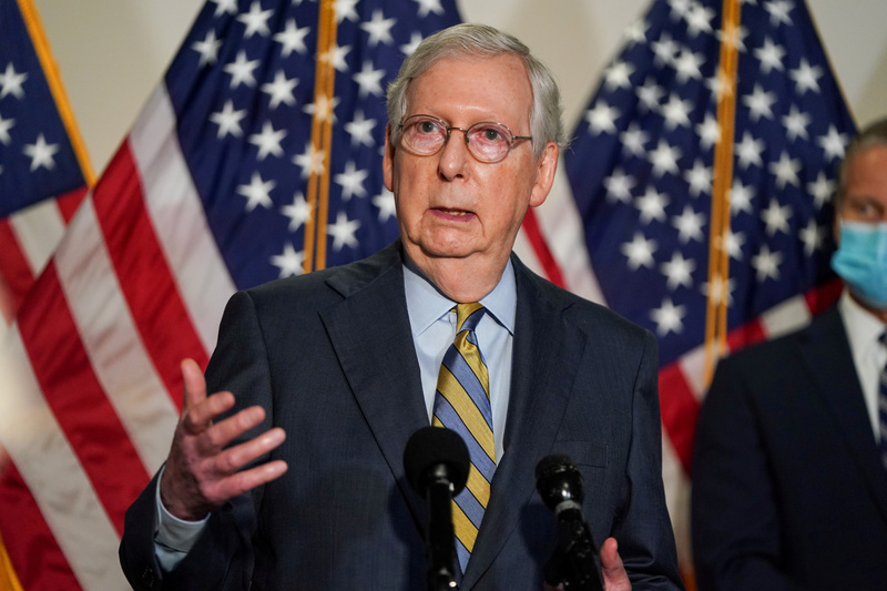 U.S. Senate Majority Leader Mitch McConnell (R-KY)