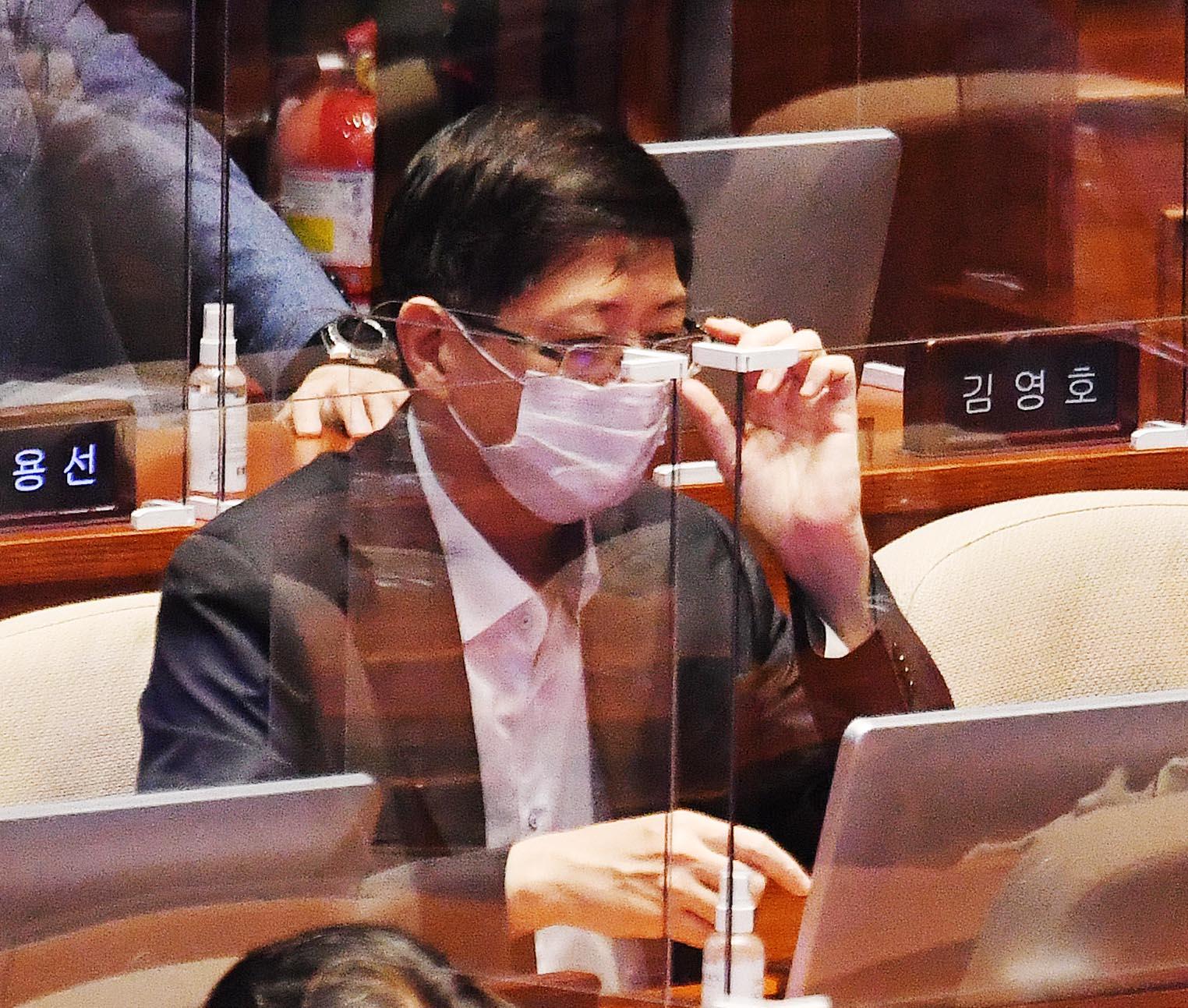 김홍걸 의원