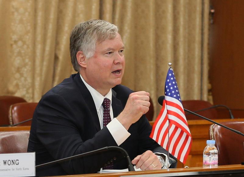 스티븐 비건 미국 국무부 부장관