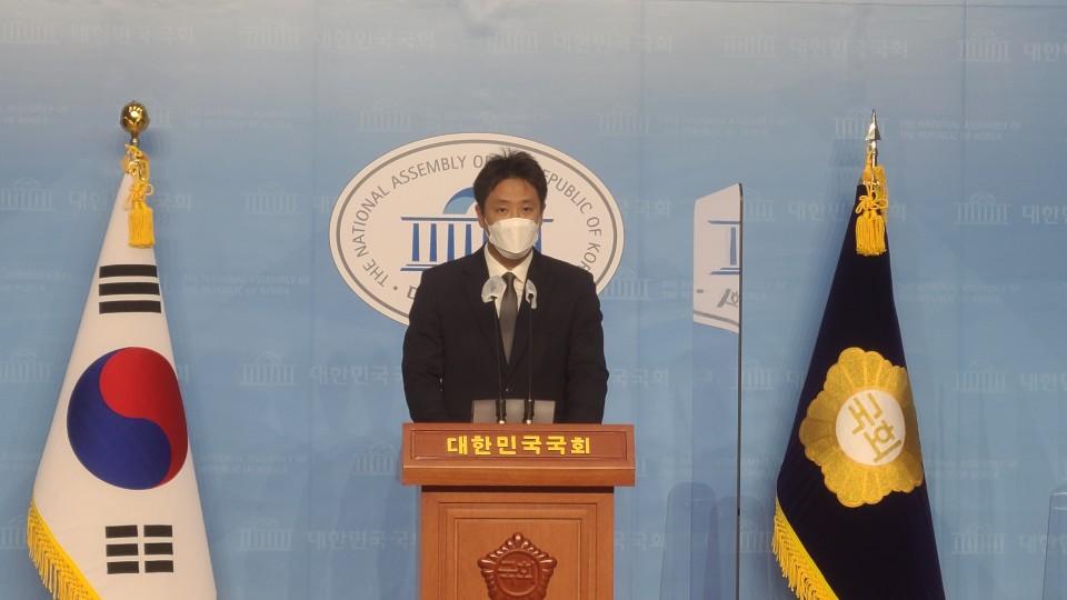 홍경희 국민의당 수석부대변인 <사진=TBS 이강훈 기자>