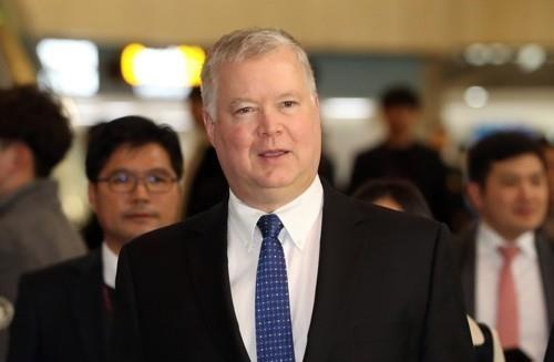 U.S. Deputy Secretary of State Stephen Biegun