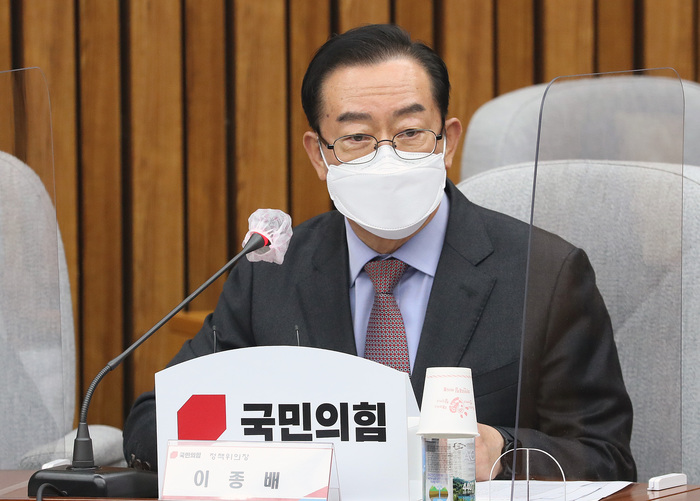 People Power Party Rep. Lee Jeong-bae (Photo: Yonhap News)