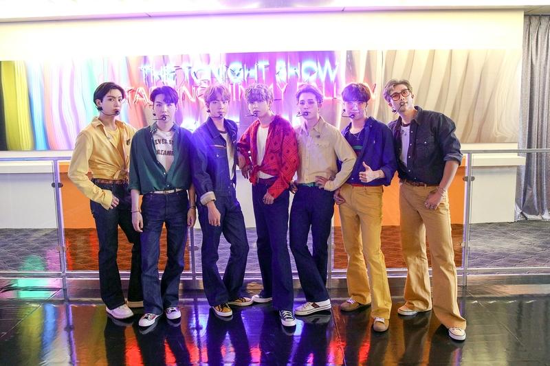BTS (Photo: Yonhap News)