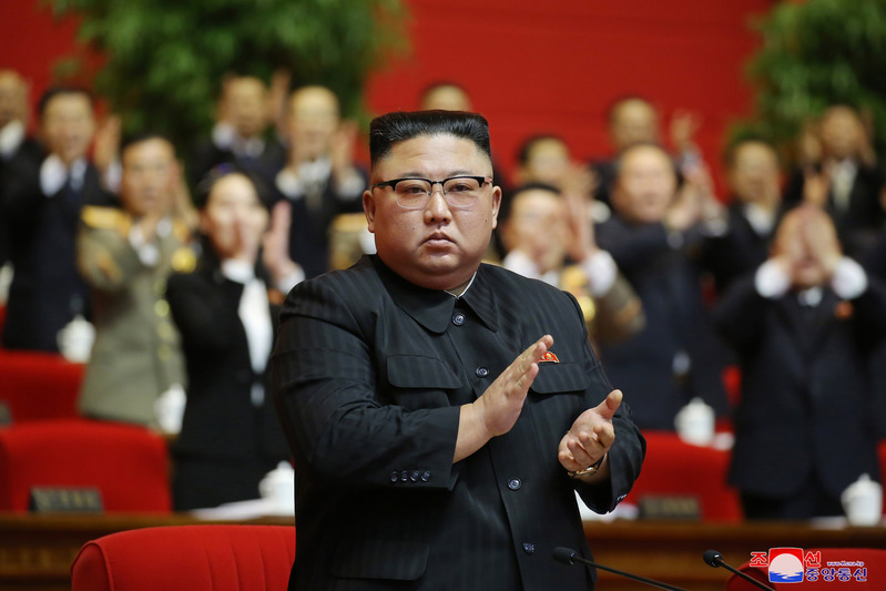North Korean leader Kim Jong-un (Photo: Yonhap News)