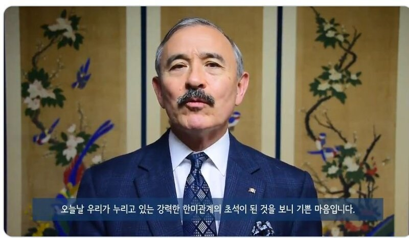 U.S. Ambassador to South Korea Harry Harris (Photo: Yonhap News)