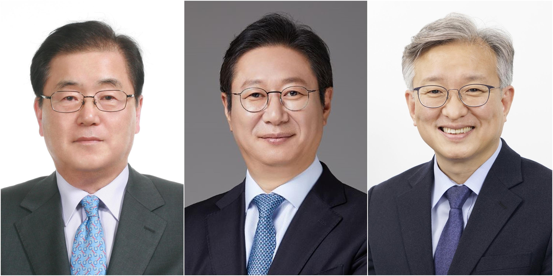 외교 정의용, 문체 황희, 중기 권칠승 내정자