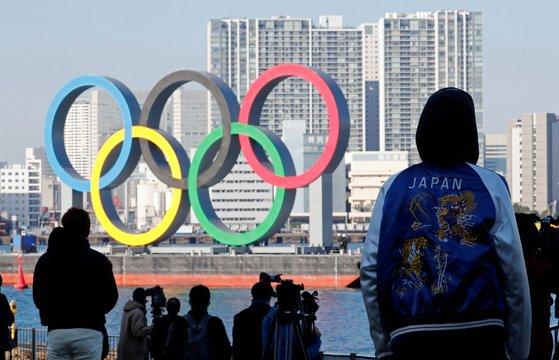 도쿄올림픽 관련 이미지
