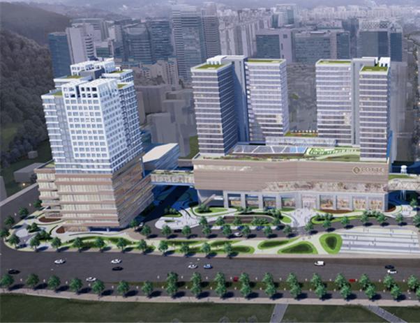 DMC 복합쇼핑몰 건축계획(안)<사진제공=서울시>