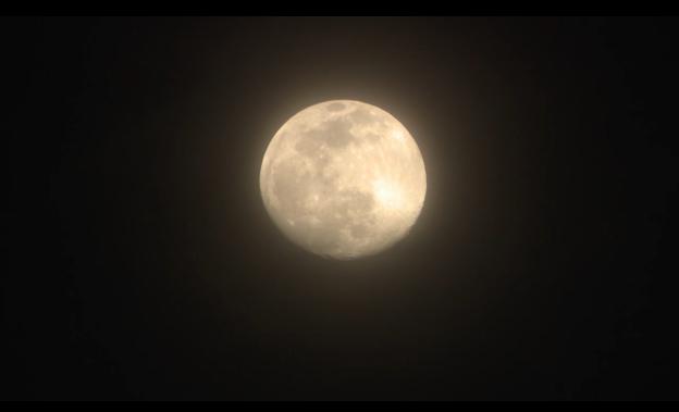 보름달 <사진=TBS>