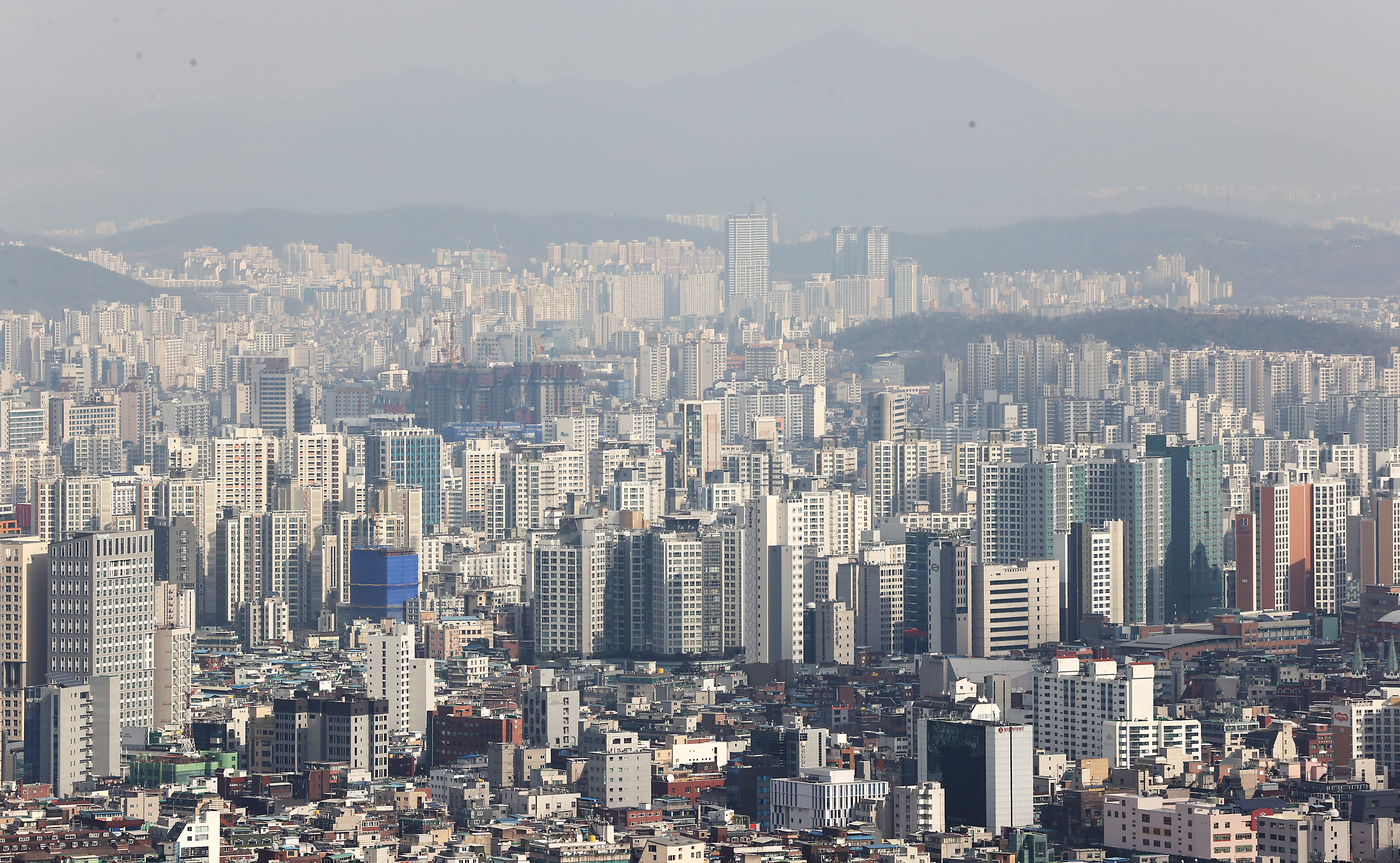 서울 아파트 시장