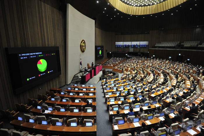 The Ministry of Finance plans to submit to the National Assembly its proposal for a fourth extra budget worth 15 trillion won to cope with the ongoing fallout from the COVID-19 pandemic. (Photo: Yonhap News)