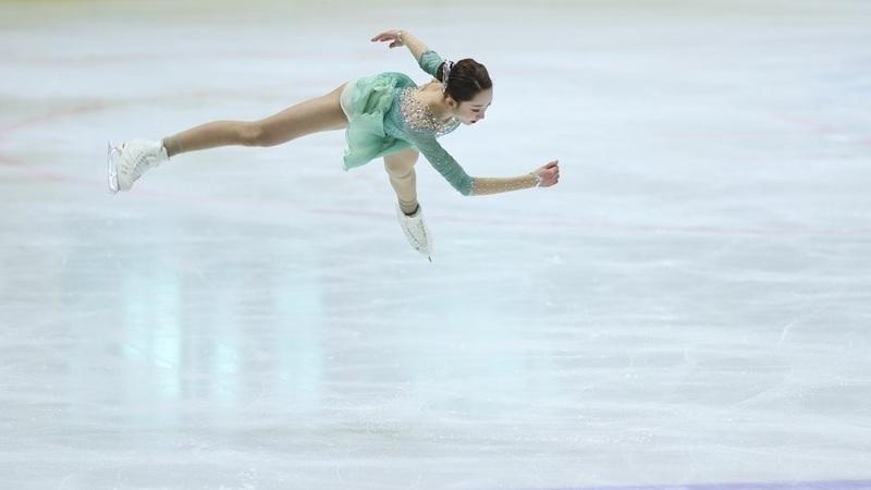 Figure skater Kim Ye-lim (Photo: Yonhap News)