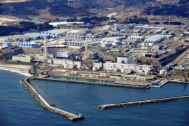 This file photo dated Feb. 13, 2021, shows storage tanks for treated water at the Fukushima nuclear power plant in Japan. (Photo: Reuters-Yonhap News)