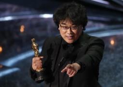 Bong Joon-ho Wins Best Director at 2020 Oscars (Photo: Yonhap News)