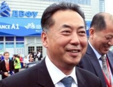 NK Ambassador To China - Ri Ryong Nam