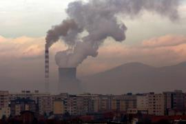 Coal Power Plant - Kosovo - Reuters