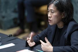 (Photo: AP) U.S. Trade Representative Katherine Tai