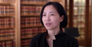 Lee Jinhee, associate professor of history at Eastern Illinois University
