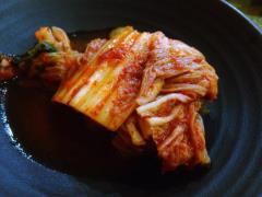 kimchi plate