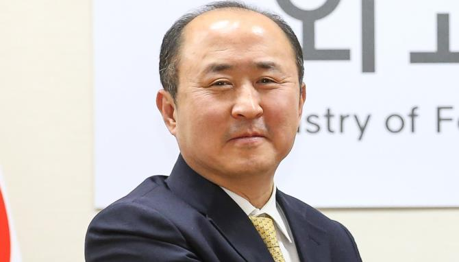 Seoul appoints new ambassador to Tehran