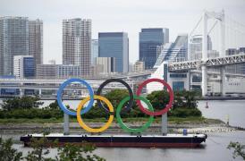 Olympic Rings (Yonhap)