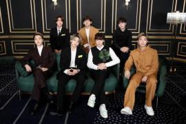 BTS - Yonhap