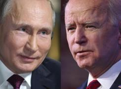 \Putin Biden AFP