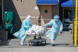 COVID Victim Brooklyn NY April6,2020 AFP