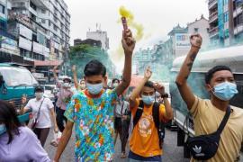 \Protesters Myanmar Jun22 AFP