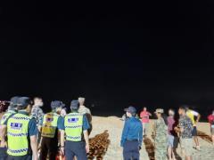 haeundae beach patrol