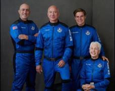 아마존 창업자 제프 베이조스 우주여행