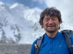 Mountaineer Kim Hong Bin