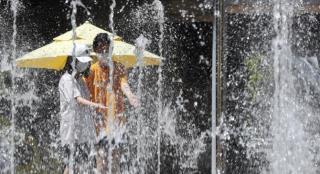 water heat wave