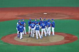 도쿄올림픽에 출전하는 야구대표팀