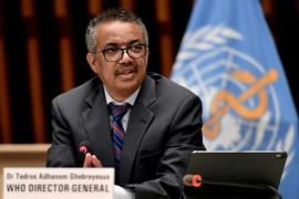 WHO Tedros July 3 Reuters