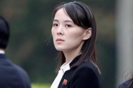 Kim Yo-jong Vietnam March 2, 2019 Reuters